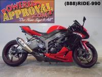 2012 Used Kawasaki Ninja ZX6R Crotch Rocket for sale
