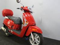 2012 Kymco LIKE 50 - 1895.00 This scooter is as good as
