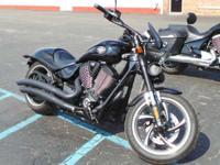 Motorcycles Cruiser 5029 PSN . 2012 Victory Hammer