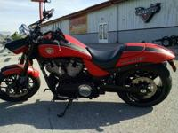 The Hammer is a great muscle bike, smooth ride, lots of