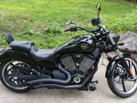 2012 Victory Vegas 8 Ball- $10,250. In near perfect