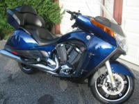 2012  Victory Vision comes standard with the