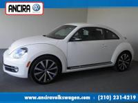 Vehicle Comments 2012 Volkswagen Beetle 2.0T Turbo