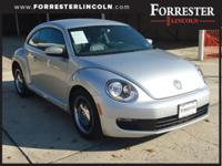 2012 Volkswagen Beetle, Silver, 2.5L 170 hp, 5-Speed