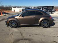This outstanding example of a 2012 Volkswagen Beetle