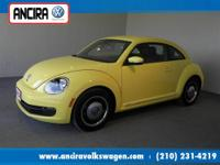 Vehicle Comments 2012 Volkswagen Beetle 2.5L Tornado
