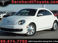 *Punch-Buggy White, you're it!*We are excited to offer