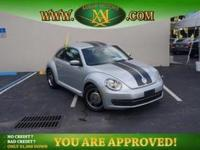 Options:  2012 Volkswagen Beetle 2.5L W/Sound/Nav Pzev