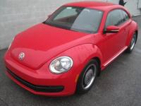 This 2012 Volkswagen Beetle 2dr Cpe Auto 2.5L PZEV is