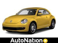 2012 Volkswagen Beetle Our Location is: AutoNation Ford