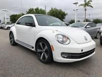 Beetle 2.0 TSi, 2.0L 200 hp, FWD, and Titan Black