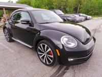 Check out this 2012 Volkswagen Beetle 2.0 TSi. Its