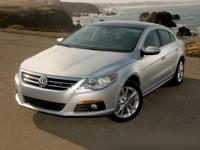 2012 Volkswagen CC Lux Plus 2.0L Turbocharged TSI 31/22