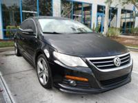 Options:  2012 Volkswagen Cc R-Line|/|V4 2.0L