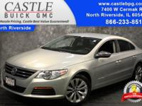 Snag a steal on this 2012 Volkswagen CC while we have