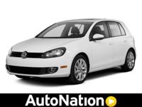 2012 Volkswagen Golf Our Location is: BMW Tucson - 835