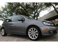 Very clean and hard to fine 2012 Volkswagen Golf two
