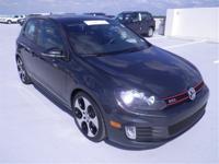 Volkswagen Certified, Only 8K miles! 2D Hatchback,