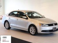 This 2012 Volkswagen Jetta is equipped with: Traction
