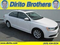 This Jetta is well maintained and ready for a new