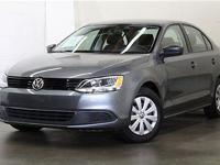 2012 Volkswagen Jetta Sedan 4dr Auto Base