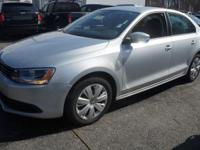 2012 Volkswagen Jetta Sedan 4dr Car SE PZEV Our