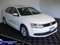 Extra Clean 2012 VW Jetta TDI drives great and features