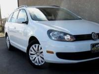 This used 2012 Volkswagen Jetta SportWagen S runs like