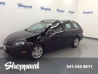 CARFAX 1-Owner. EPA 39 MPG Hwy/29 MPG City! TDI trim.
