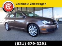 CARFAX One-Owner. Toffee Brown Metallic 2012 Volkswagen