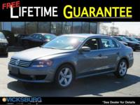 31/22 Highway/City MPG ***FREE LIFETIME WARRANTY