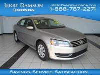 CARFAX 1-Owner. S trim. PRICE DROP FROM $17,995, FUEL