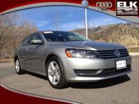 2012 Volkswagen Passat 4dr Car SE Our Location is: Elk