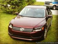 Make:  Volkswagen Model:  Passat Year: