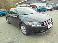Climb inside the 2012 Volkswagen Passat! A great car