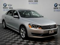 You can find this 2012 Volkswagen Passat SE w/Sunroof