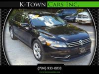 Options:  2012 Volkswagen Passat 2.5L Se Sedan