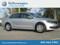 2012 VOLKSWAGEN Passat Sedan 4dr Sdn 2.5L Auto S Our