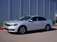 Check out this 2012 Volkswagen Passat SE PZEV. This