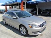 This 2012 Volkswagen Passat 4dr TDI SE w- Sunroof Sedan