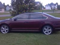 2012 VW Passat with Diesel engine in PERFECT condition.