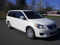Up for sale is a 2012 Volkswagen Routan. We bought this