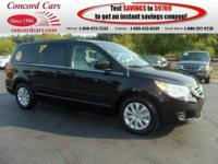 2012 Volkswagen Routan Mini-van, Passenger Our Location