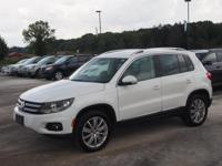 2012 Volkswagen Tiguan FWD 6-Speed Automatic with