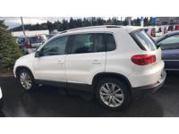 TIGUAN SEL 4D SUV 4MOTION  Options:  2-Stage