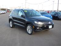 Options:  2012 Volkswagen Tiguan|Get Excited About The