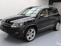 This awesome 2012 Volkswagen Tiguan comes loaded with