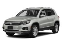 Come see this 2012 Volkswagen Tiguan SE. Its Automatic