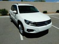 Here is a fresh arrival this 2012 VW Tiguan 4motion
