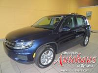 2012 Volkswagen Tiguan SUV S Our Location is: Vin